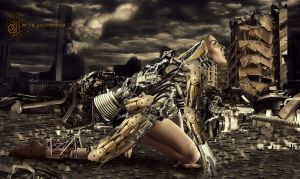 The Machine by arya-dwipangga