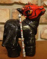 Custom MLP Darth Maul by saeriellyn