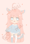 Adoptable04 AUCTION [CLOSED] by maicafee