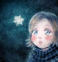 Snowflake by IngridTan