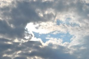 sky stock - clouds 5 by KEArnold