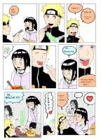 NaruHina: Treats p.2 by MyDearDream