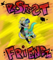 Bestest Friends 4 EVAR!!!!one1 by Abezguaz