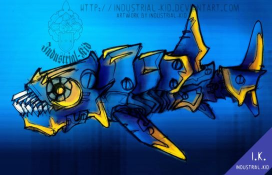 Fisch by Industrial-Kid