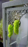 Fimo_Grapes_2 by LadyxWinter