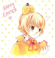 Happy Easter 2013 by Shiranova