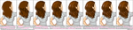 Hair Step by Step by bunnystick