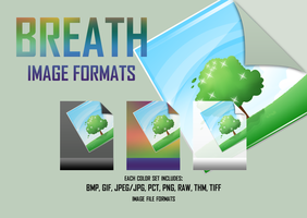 BREATH - IMAGE FORMATS by AndrewBadger