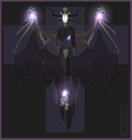 Haroth auction: Fallen Queen [Closed ] by Aivomata