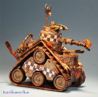 grot 5 tank by billking