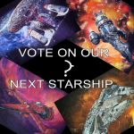 Vote on our next Starship! by ChalkTwins