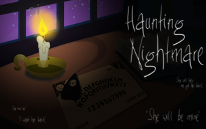 Haunting Nightmare by PenStrokePony