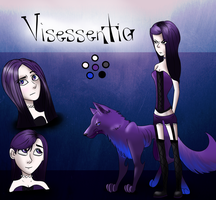 Visessentia Reference Sheet by SoSaucy