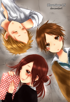 Isshuukan Friends - Capitulo 6 by Heroine-15