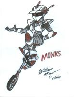 Robots Request- MONKS by WMDiscovery93