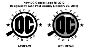 New Custom DC Comics Logo 2012 by ryuuseipro