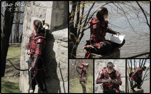 LARP costume_Lao Ma by stela-worm