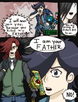 YGO 5d's: His true identidy by sw33t-hobbit