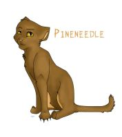 Pineneedle by Zephyrkit