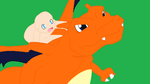 Fly Charizard! by Pulsian-Bases