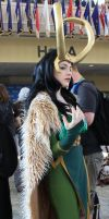 Lady Loki 2 by Revivi