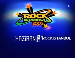 Rockistanbul Web Entrance by uyku