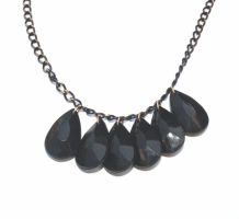 FREE Shipping Idit Stern Teardrop City Necklace by iditstern