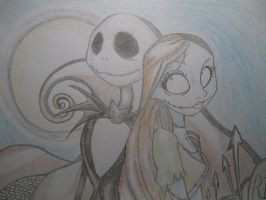 Jack and Sally by TheMilitia