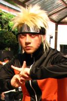 Naruto Cosplay Manolin by manolo-kun