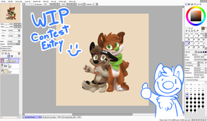 WIP Contest entry by WizzDono