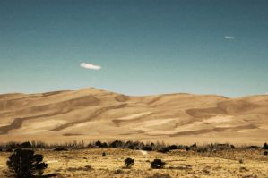 Great Sand Dunes by ErinM2000