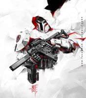 Tactical Fett v2.0 by MarcWasHere