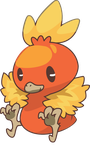 Commission Torchic by tifov