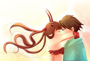 -- C : I love you 40x more -- by Kurama-chan