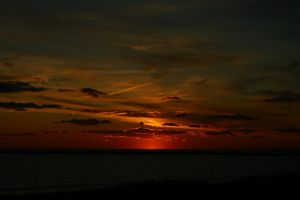 Another sunset in Rhode Island by K-L-R