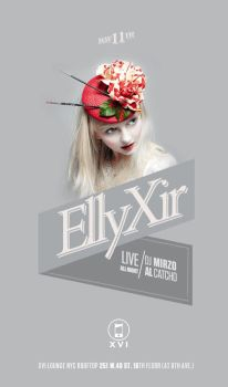 flyer elixir by sounddecor
