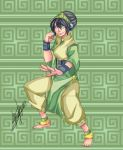Toph Beinfong (Comission4) by ZXZBRAYANZXZ