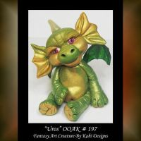 Uros Fantasy Little Creature by KabiDesigns
