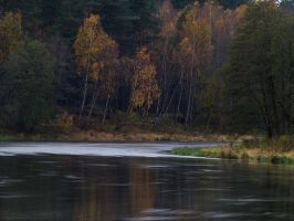 Autumnal Waters by rici66