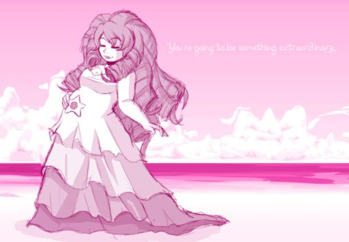 .:SU You're going to be something extraordinary:. by Dawnrie