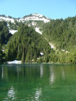 Boulder Lake by speedyfearless