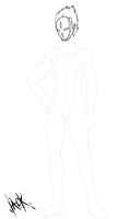All Shades Fashion Template by Cannibal-Cartoonist