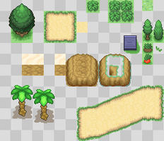 New Rpg Tiles. by Tratas