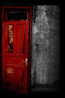 the door by juliemathers