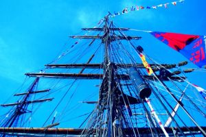 The Tall Ships' Races by Bubel-Coyot