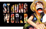 OP: Strong World - white by ailend