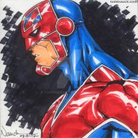Captain Britan by ToddNauck