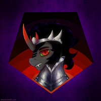 King Sombra - 1 by Dotoriii