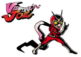 Viewtiful by captainsponge