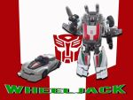 Generations Wheeljack Wallpaper by LittleBigDave